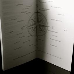 Compass style Menu