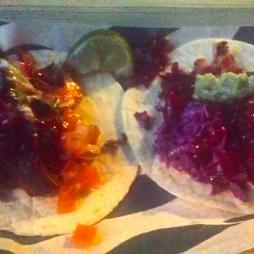 Yummy Tacos provided by Habenero Cafe, Birmingham