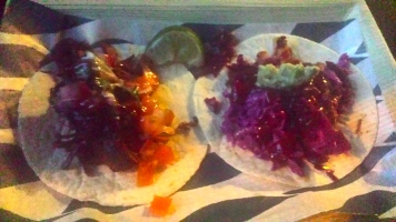 Yummy Tacos provided by Habenero Cafe, Birmingham