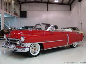 My Red Cadillac