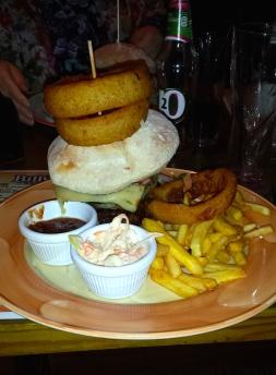 Big Kahuna Burger!