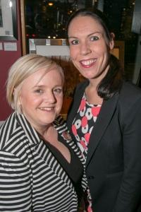 Debi Gross and Nicola Underhill, Hilton Garden Inn, Birmingham